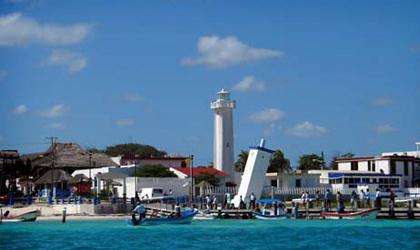 puerto morelos tours